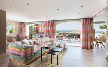 Missoni Home suite